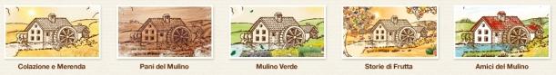 Brand Mulino Bianco