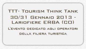 Tourism Think Tank